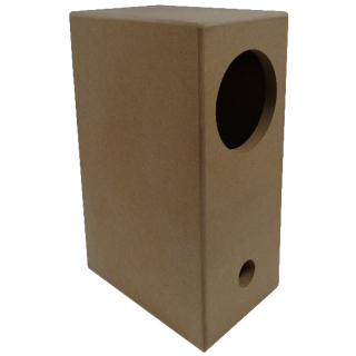 Acoustic-Concept Subwoofer Rohgehäuse